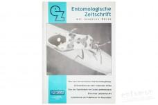Entomologische Zeitschrift mit Inesekten-Borse