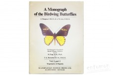 A Monograph of the Birdwing Butterflies. Vol. 2, part 1. Trogonoptera & Ripponia - Haugum J.