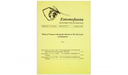 Entomofauna. Moths of Vietham with special reference to Mt. Fan-si-pan (Lepidoptera). Teil 2