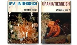 Urania tierreich. Wirbellose 1 (Protozoa bis Echiurida). Wirbellose 2 (Annelida bis Chaetognatha)