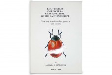 Leaf-beetles Coleoptera-Chrysomelidae of the Eastern Europe - Bienkowski A.