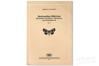 Noctuoidea Sibiricae. Noctuidae: Cuculliinae - Noctuinae, part (Lepidoptera). Part 3 - Kononenko V.