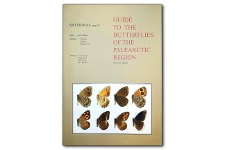 Guide to the Butterflies of the Palearctic region. Satyrinae part V - V. Sbordoni, D. Cesaroni