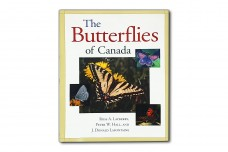 The Butterflies of Canada - Ross A. Layberry, Peter W. Hall, J. Donald Lafontaine