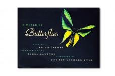 A world of butterflies - Brian Cassie