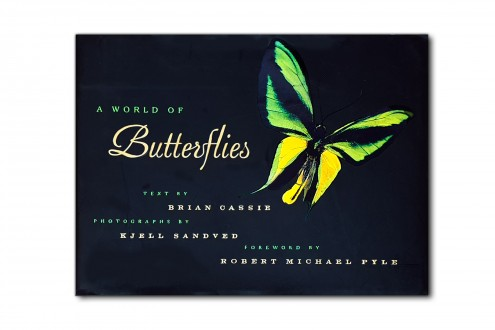 A world of butterflies - Brian Cassie