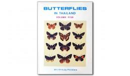 Butterflies in Thailand. Vol. 5. Hesperiidae - Kurian E. J.