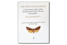 The Witt Catalogue - Xylenienae 1. Vol. 9 - Laszlo Ronkay, Gabor Ronkay, Peter Gyulai, Zoltan Varga