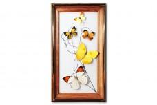 Декоративное панно - Радуга тропиков